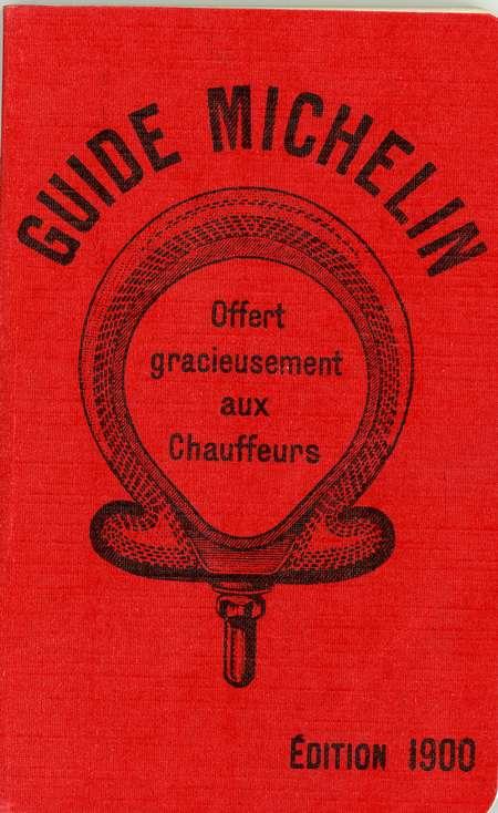 Gu ret vu par le guide michelin en 1900 histoire de gu ret for Le guide des prix